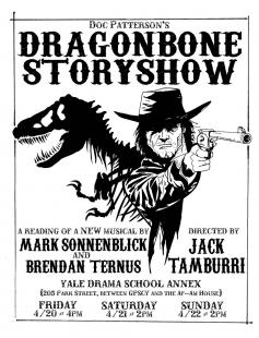 Poster of Doc Patterson's Dragonbone Storyshow