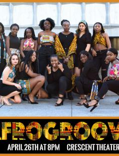 Afrogroove Poster