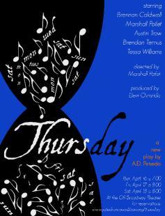 Poster of Thursday