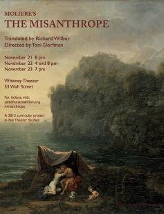Poster of The Misanthrope