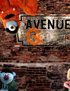 Poster of Avenue Q