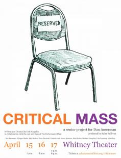 Poster of Critical Mass