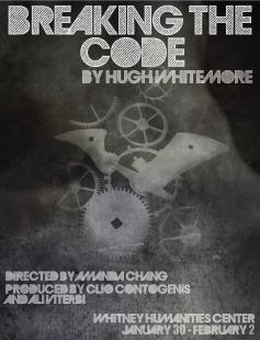 Poster of Breaking the Code