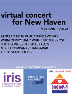 Virtual Concert for New Haven