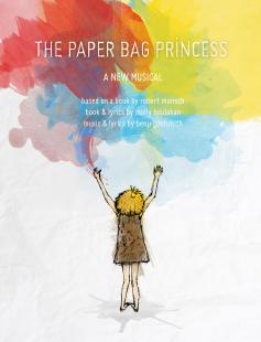 Poster of The Paper Bag Princess