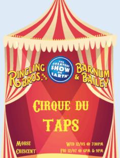 Cirque du TAPS