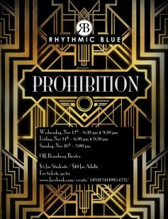 Poster of Prohibition