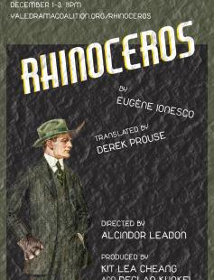Poster of Rhinoceros