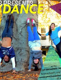 Poster of Danceworks Presents: Safety Dance