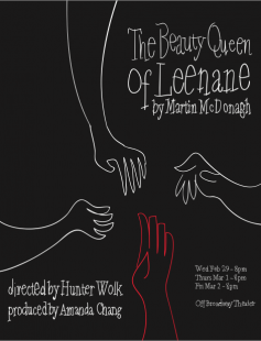 Poster of The Beauty Queen of Leenane