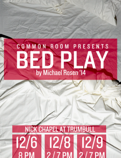 Poster of Common Room presents: BED PLAY