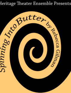Poster of Spinning Into Butter