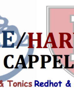 Poster of Joint A Cappella Concert with the Duke's Men and Redhot & Blue!