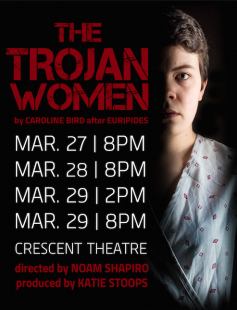 Poster of The Trojan Women