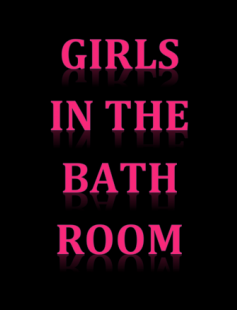 Poster of Girls In The Bathroom