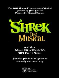 Poster of Shrek The Musical