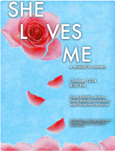 Poster of She Loves Me in Concert
