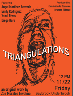 Triangulations 11/22 @ 12pm
