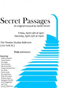 Poster of Secret Passages