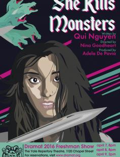 Poster of She Kills Monsters