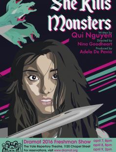 Poster of She Kills Monsters