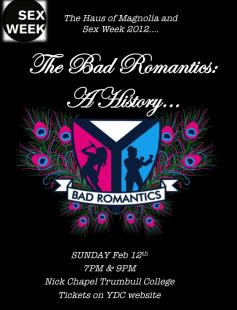 Poster of The Bad Romantics: A History...