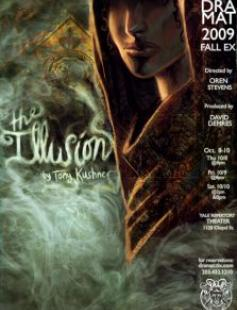 Poster of The Illusion