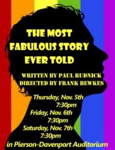 Poster of The Most Fabulous Story Ever Told