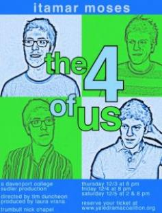 Poster of The Four of Us
