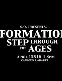 Poster of Formation Step Through The Ages