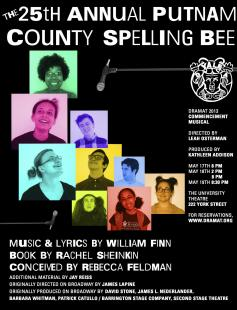 Poster of The 25th Annual Putnam County Spelling Bee