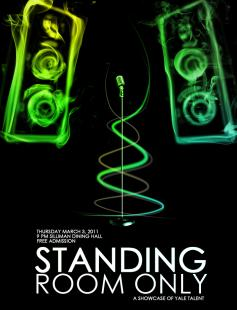 Poster of Standing Room Only