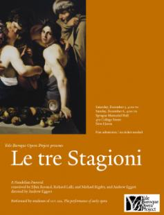 Poster of Le Tre Stagioni