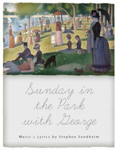 Poster of Sunday in the Park with George