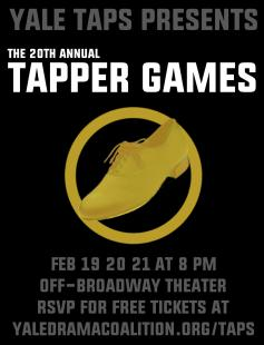 Poster of The Tapper Games