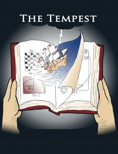 Poster of The Tempest (a reading)