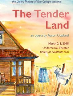 The Tender Land - an opera by Aaron Copland