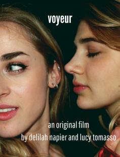 Voyeur - an original film by Delilah Napier & Lucy Tomasso