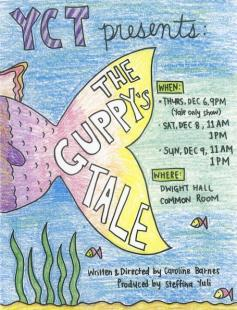 Poster of Yale Children's Theater presents: The Guppy's Tale