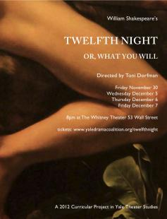 Poster of Twelfth Night