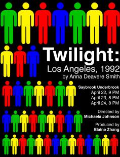Poster of Twilight: Los Angeles, 1992