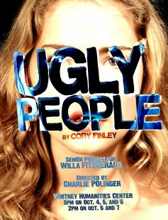 Poster of Ugly People
