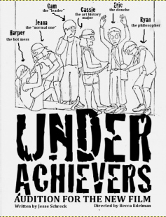 Poster of Underachievers: A Film