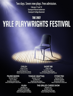 Poster of Yale Playwrights Festival 2017