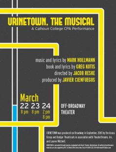 Poster of Urinetown