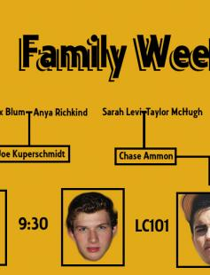 Poster of The Viola Question Presents: Parents' Weekend!