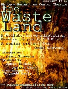 Poster of The Waste Land