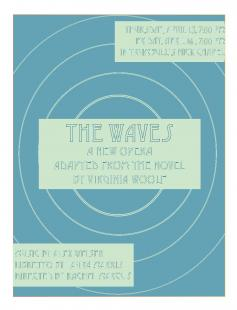 Poster of The Waves