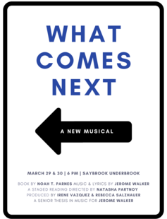 What Comes Next Poster