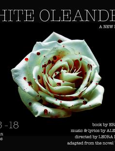Poster of White Oleander